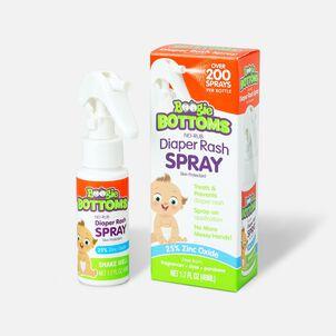 Boogie Bottoms No-Rub Diaper Rash Pump Spray, 1.7 oz