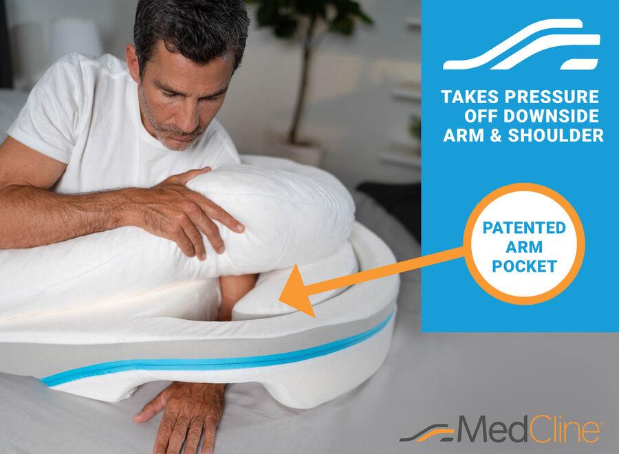 MedCline Shoulder Relief System, One Size, , large image number 3