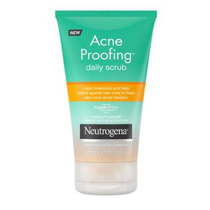 Neutrogena Acne Proofing Daily Scrub, 4.2oz