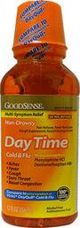 GoodSense® DayTime Cold & Flu Relief, 12 fl oz, , large image number 0