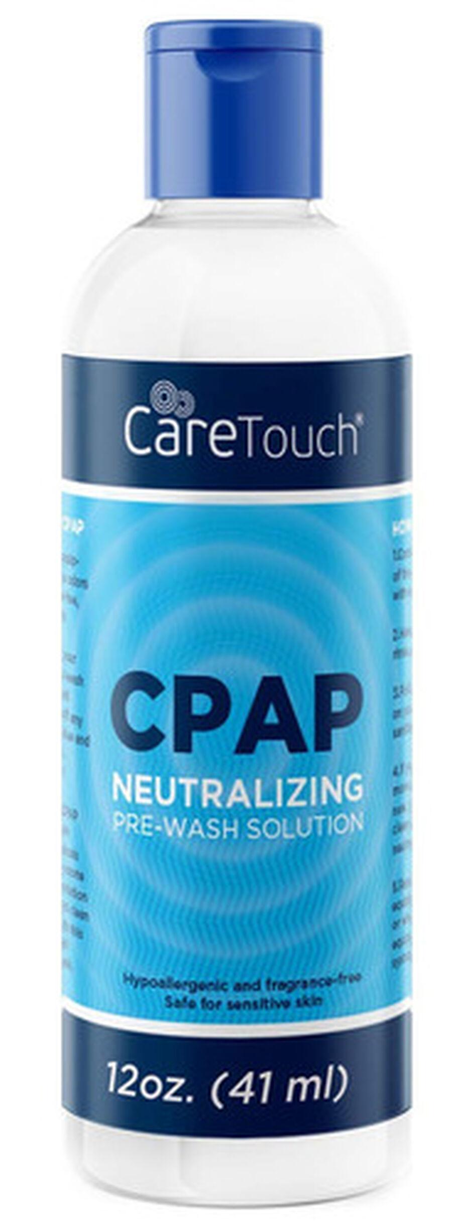 CareTouch CPAP Neutralizing Pre-Wash Solution, 12 fl oz, , large image number 0