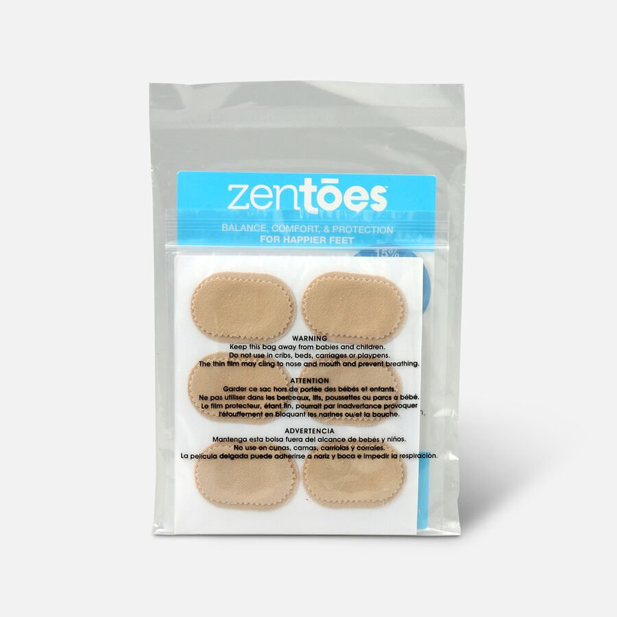 ZenToes Bunion Cushions - 24 Pack, , large image number 1