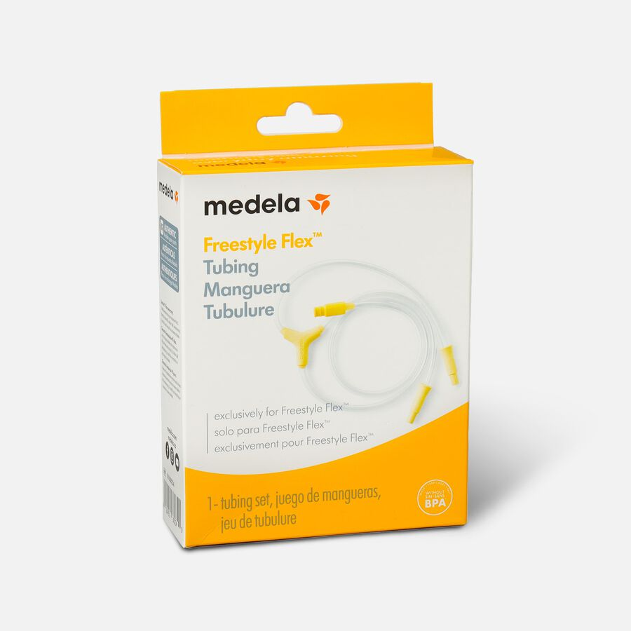 Medela Freestyle Flex Breast Pump Replacement Tubing, , large image number 2