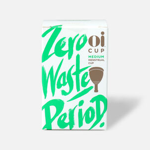 Oi Menstrual Cup, Recyclable