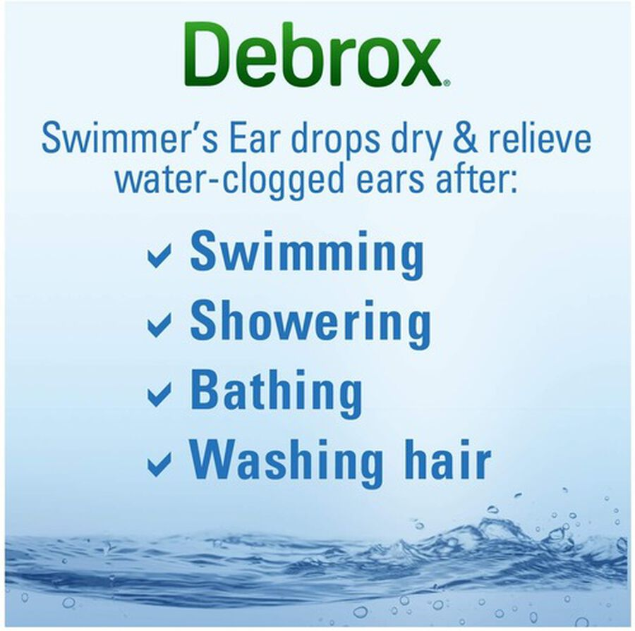 Debrox Swimmer's Ear Relief, 1 oz, , large image number 3