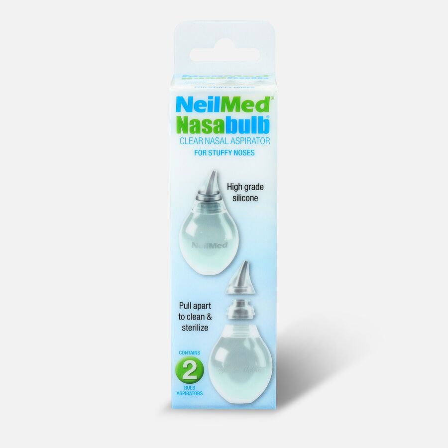 NasaBulb Clear Silicone Bulb 2 ct, , large image number 1