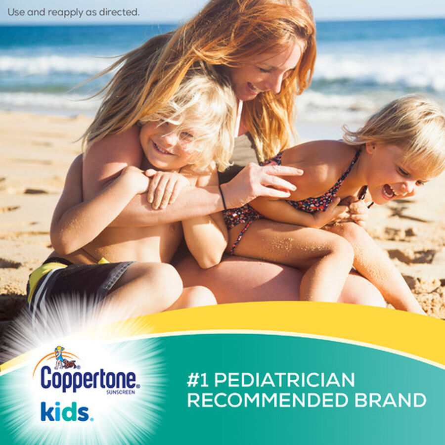 Coppertone Kids Continuous Spray SPF 50, 5.5 oz, , large image number 3