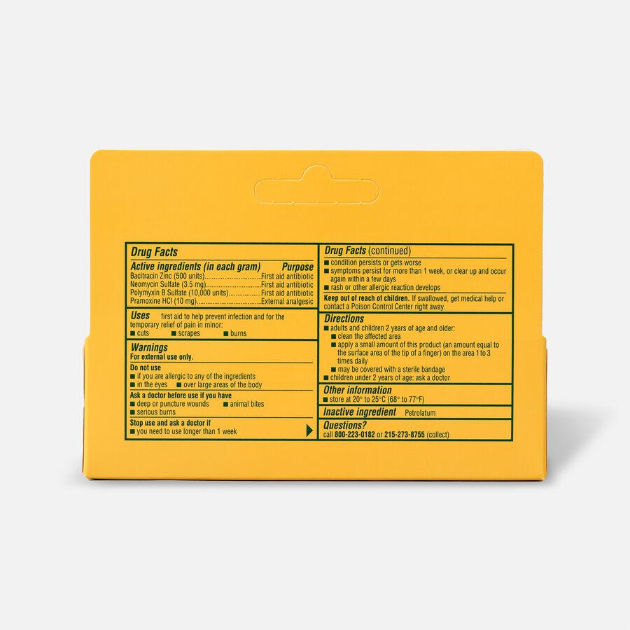 Neosporin Plus Pain Relief, Maximum Strength Antibiotic Ointment, 1 oz, , large image number 1