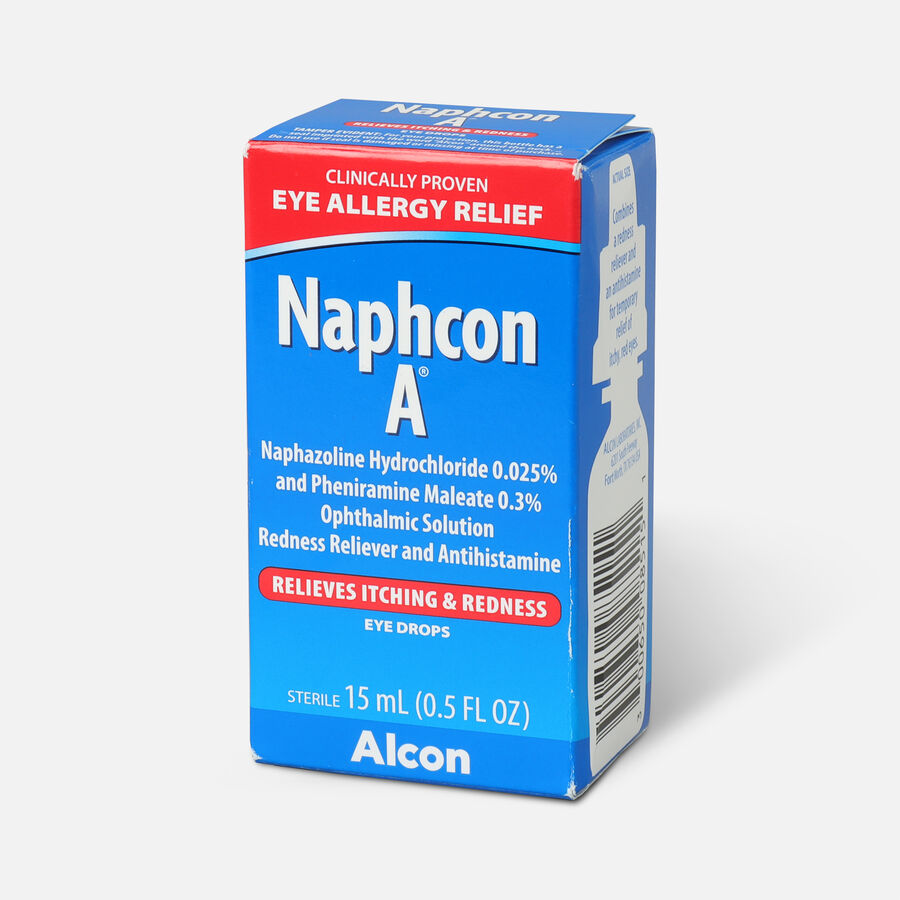 Naphcon-A Eye Allergy  Drops Pocket Pack, 15 mL, , large image number 2
