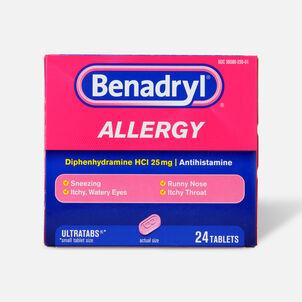 Benadryl Ultra Allergy Relief Tablets