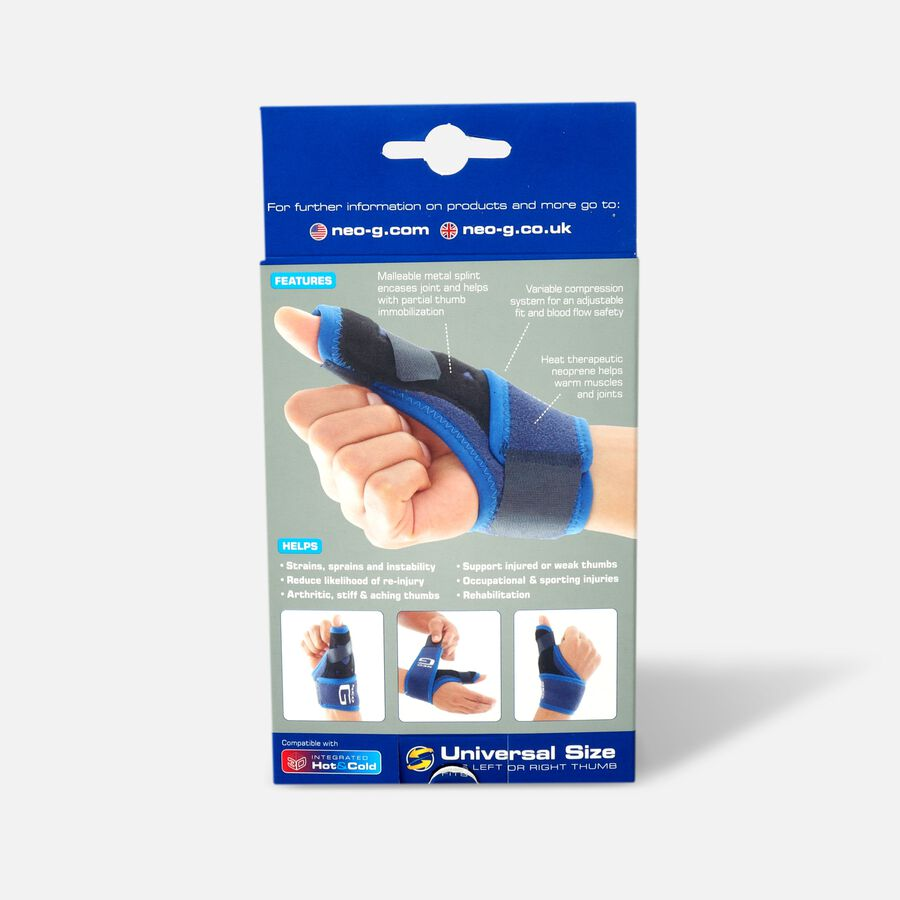 Neo G Easy-Fit Thumb Brace, One Size, , large image number 1
