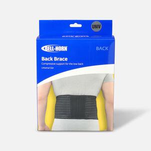 Bell-Horn Brace Yourself Adjustable Yourself Back Black Brace