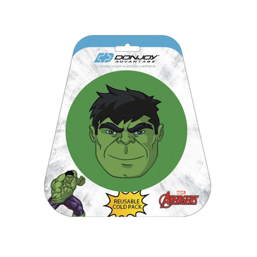 DonJoy Marvel Reusable Cold Pack - The Hulk, , large image number 2