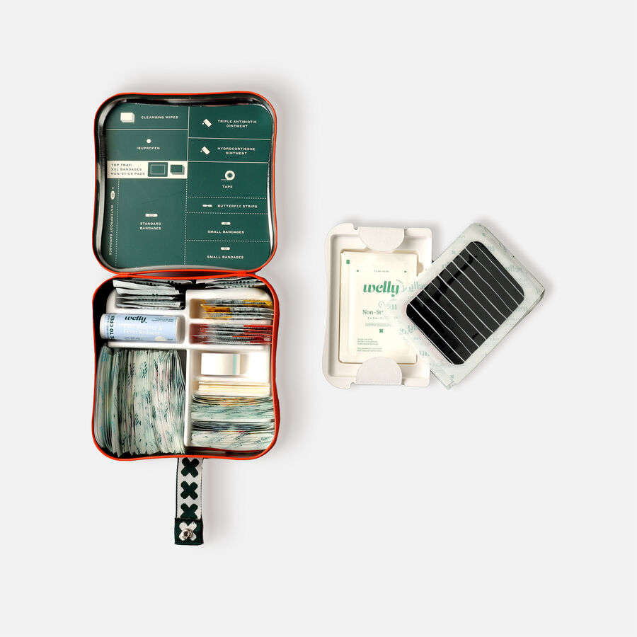 Welly First Aid Kit - 130ct., , large image number 8