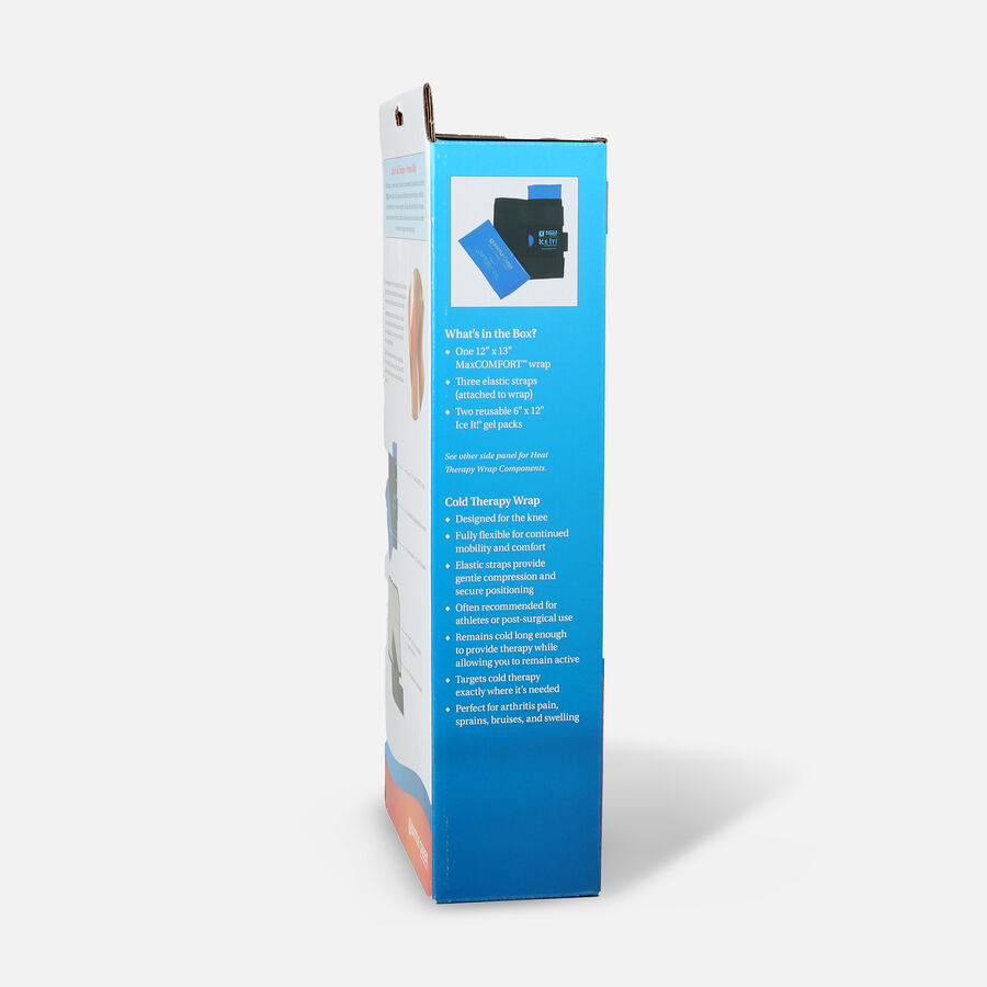 Battle Creek Knee Pain Kit with Moist Heat and Cold Therapy, , large image number 4