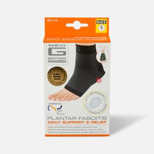 Neo G Plantar Fasciitis Everyday Support, Large