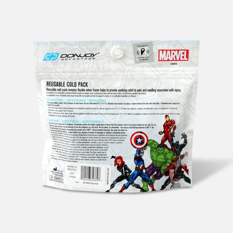 DonJoy Advantage Marvel Reusable Cold Pack, the Avengers, , large image number 1