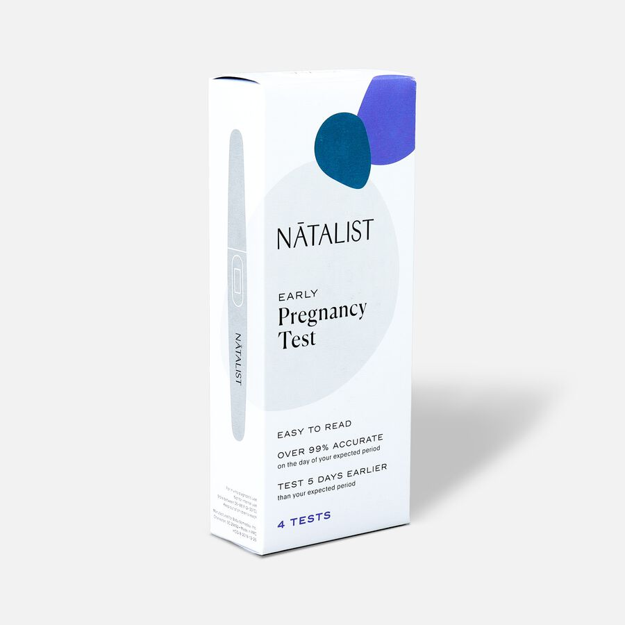 Natalist Early Pregnancy Tests - 4ct, , large image number 2