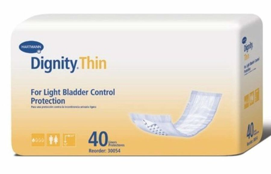 Humanicare Dignity ThinSerts Pad Moderate Protection (Pack of 40), , large image number 1