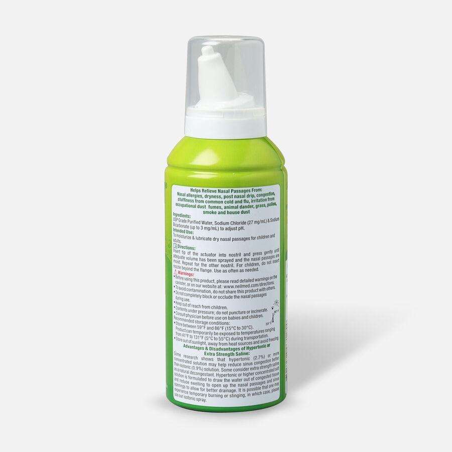 NeilMed NasaMist Hypertonic Saline Spray, 4.2 oz, , large image number 1