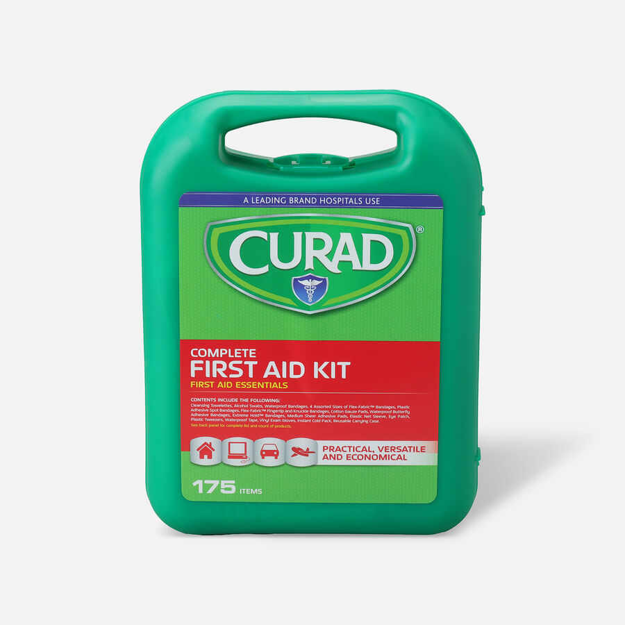 Curad Complete First Aid Kit, 175 pc, , large image number 0