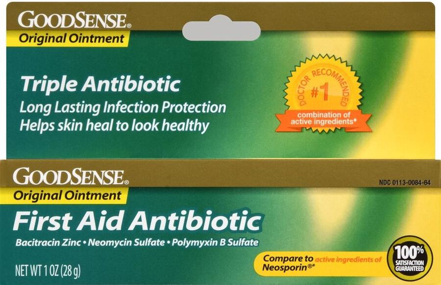 GoodSense® Original First Aid Antibiotic Ointment 1 oz, , large image number 0
