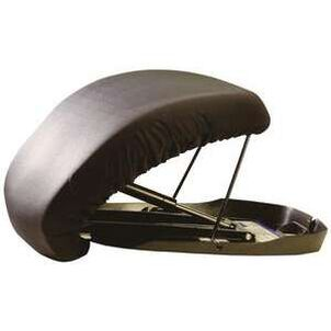 "Uplift Premium Uplift Seat Assist Standard Manual Lifting Cushion 17"", Black"