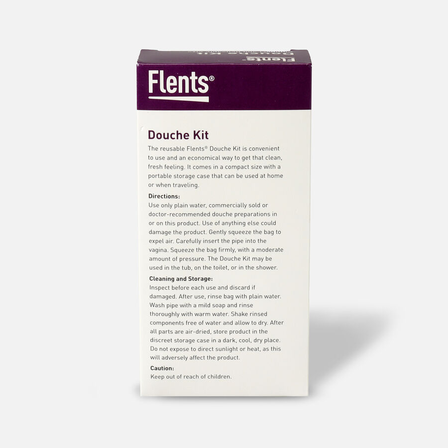 Flents Douche Kit, , large image number 1