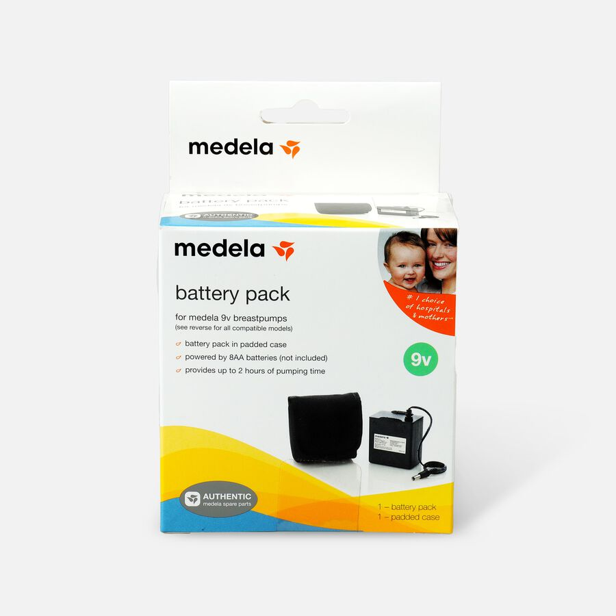 Medela Pump In Style® 8-count Battery Pack, , large image number 0