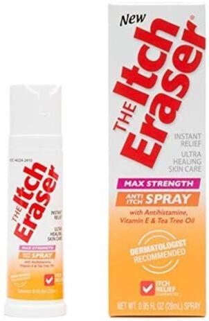 Itch Eraser Spray, .95 oz
