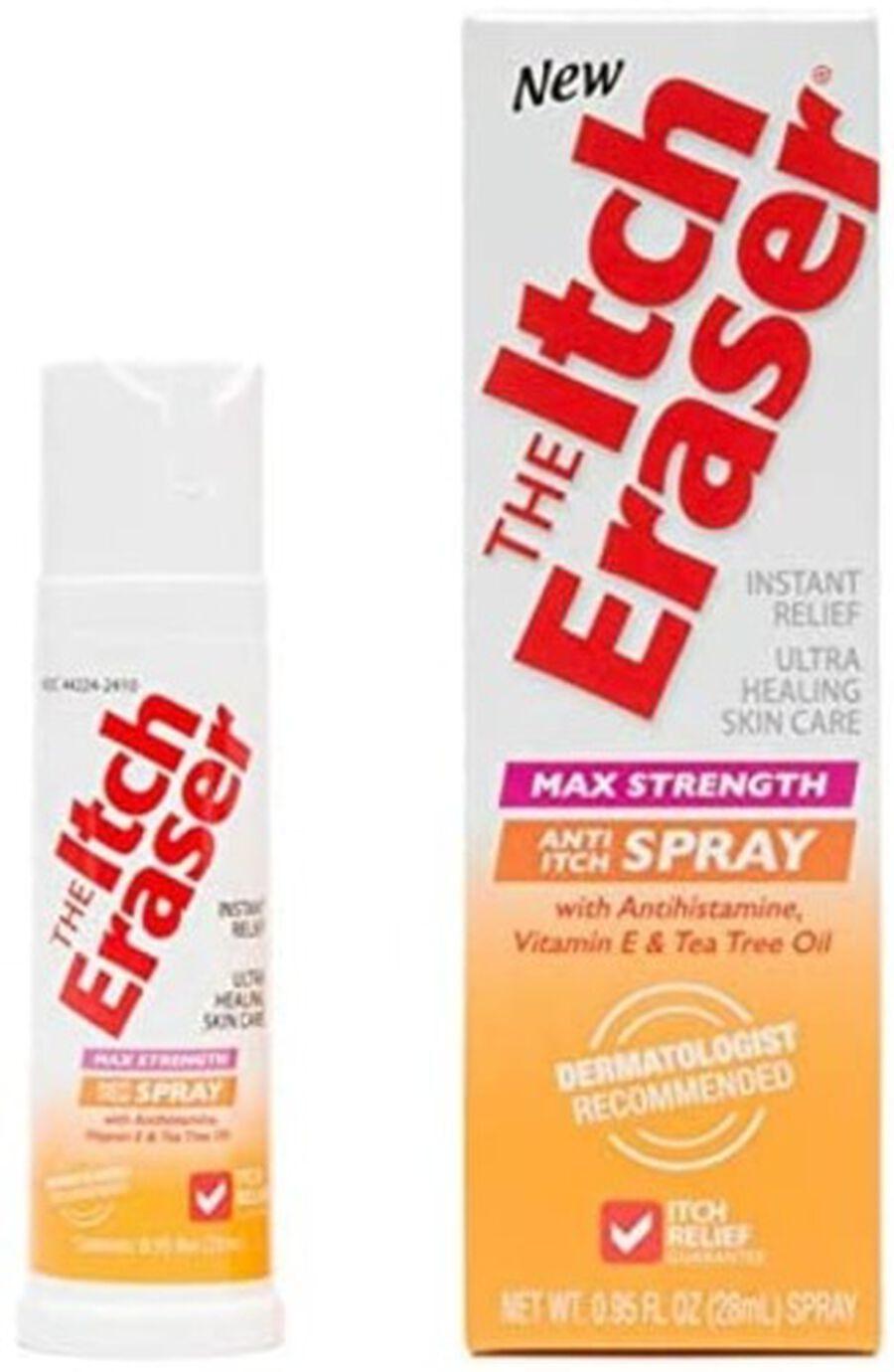 Itch Eraser Spray, .95 oz, , large image number 0