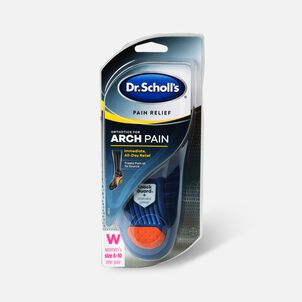 Dr. Scholl's Pain Relief Orthotics For Arch Pain for Women - Size (6-10)