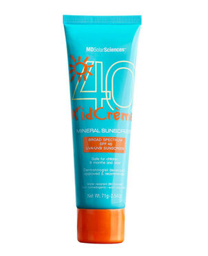 MDSolarSciences Mineral KidCrème SPF 40, 2.54 oz.