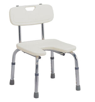 DMI® U-Shape Bath and Shower Chair Bench