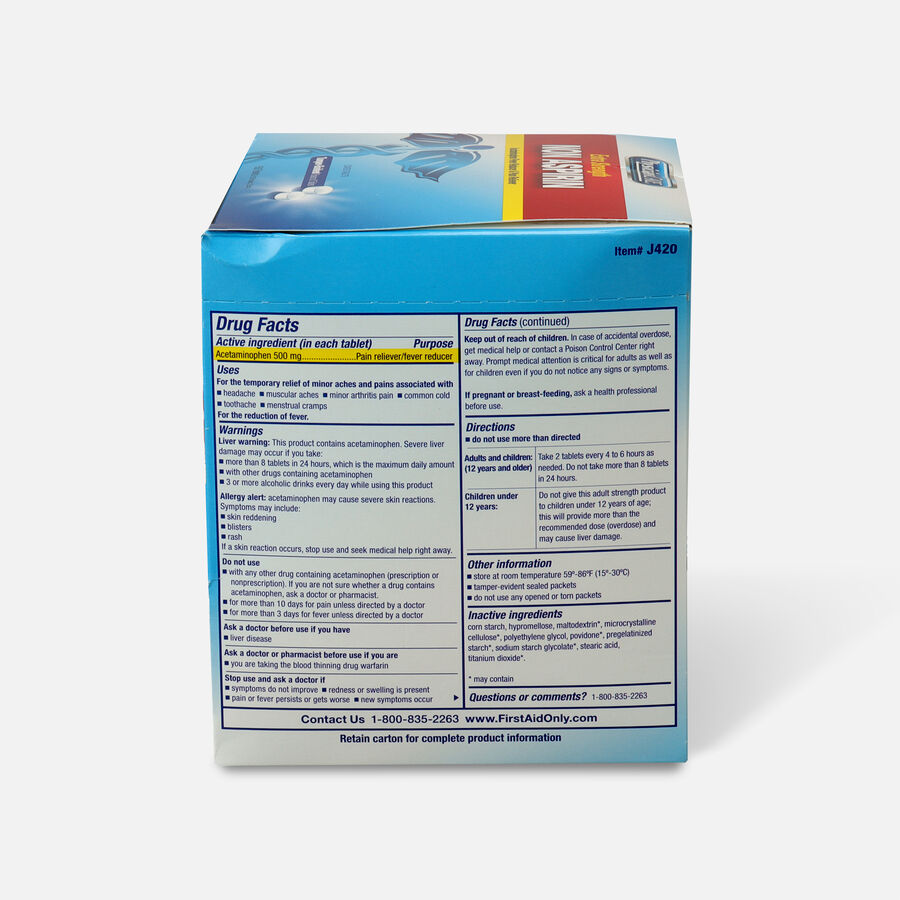 PhysiciansCare Allergy Plus, 50 x 2/Box, , large image number 5