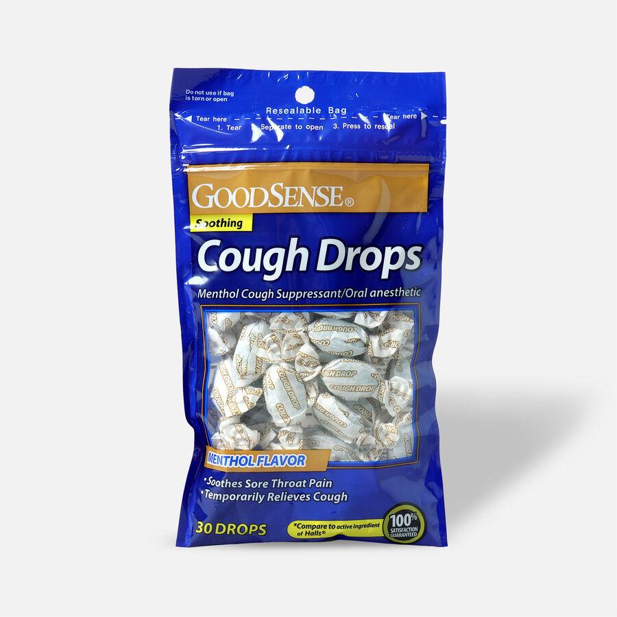 GoodSense® Cough Drops, Menthol Flavor, 30 ct, , large image number 0