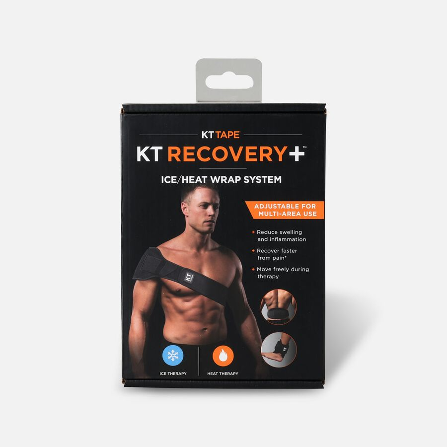 KT Tape Recovery+ Hot Cold Compression Therapy, , large image number 0