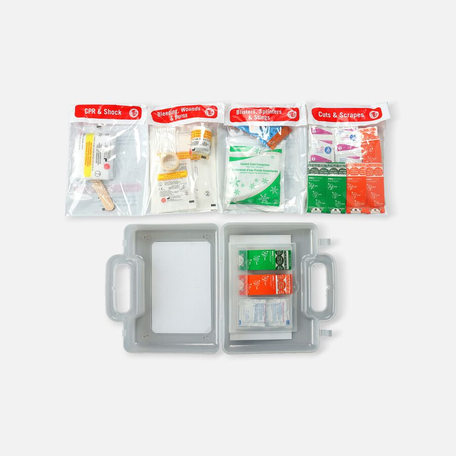 Easy Care Easy Access First Aid Kit, 173 pcs, , large image number 0