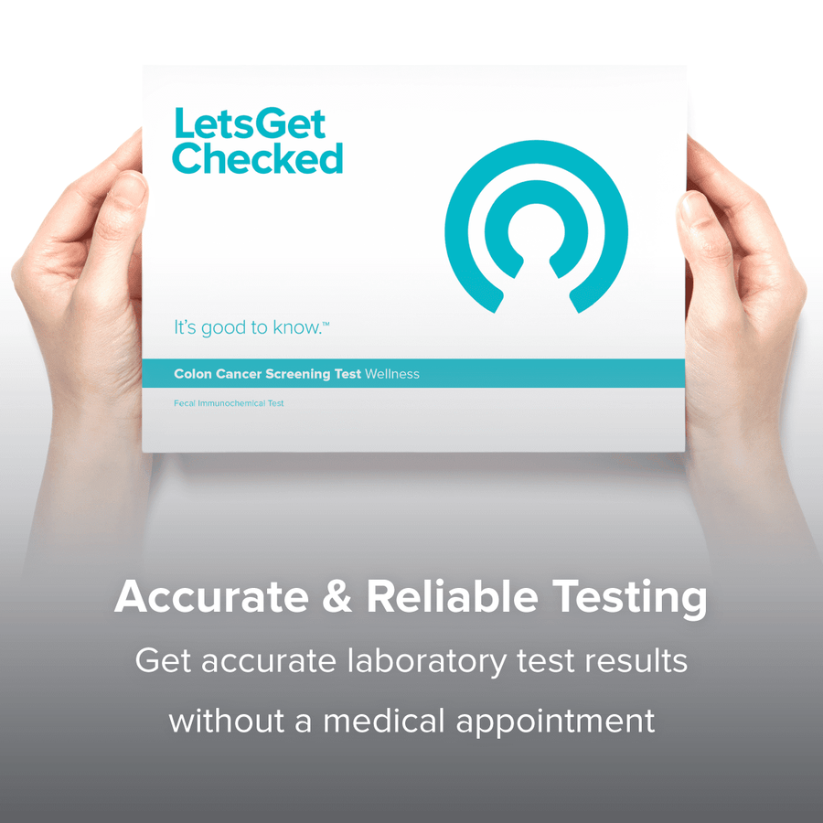 LetsGetChecked At Home Colon Cancer Test, , large image number 5