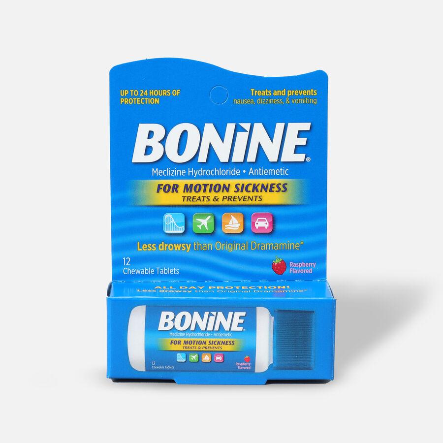 Bonine Travel Pack for Motion Sickness, 12 ct, , large image number 0