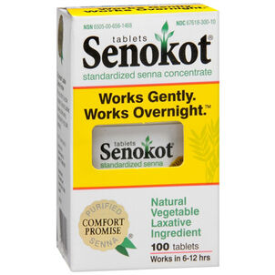 Senokot Laxative Tablets