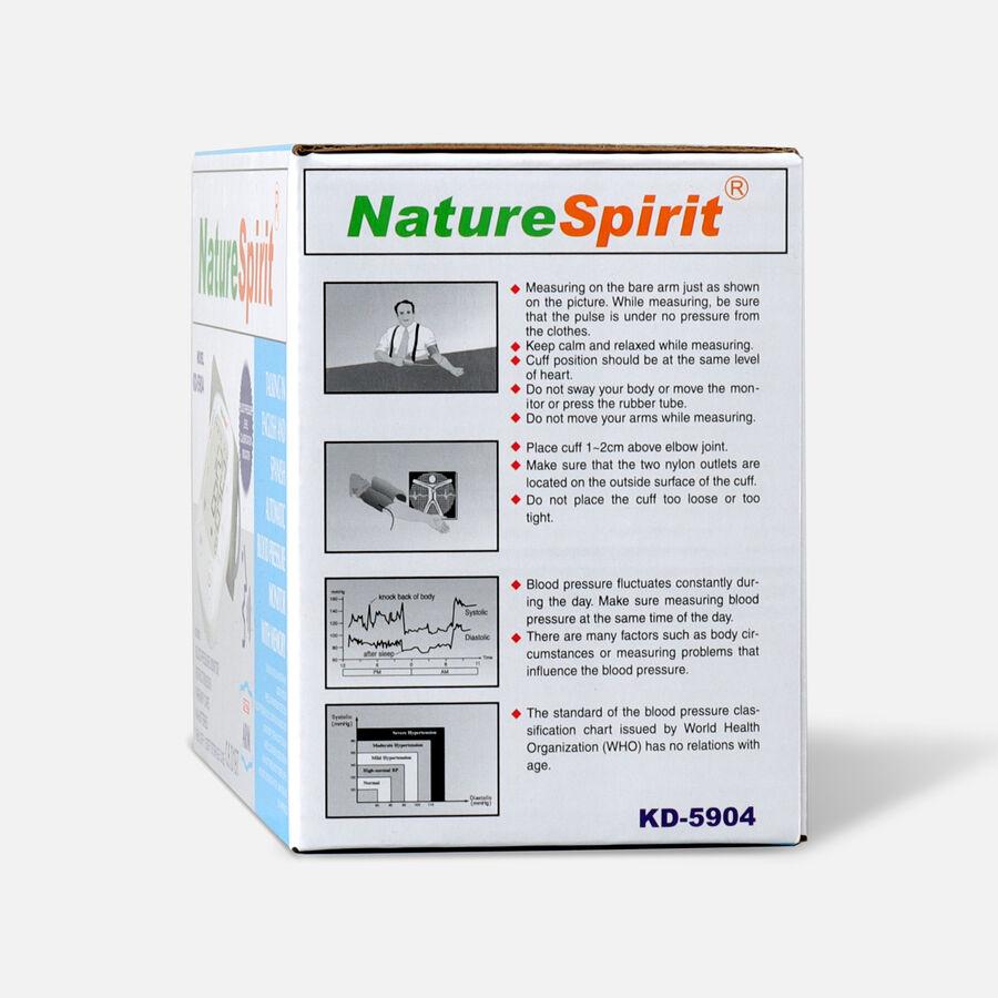 Simpro Naturespirit Automatic Bilingual Talking Arm Blood Pressure Monitor, 60 Memory, , large image number 2