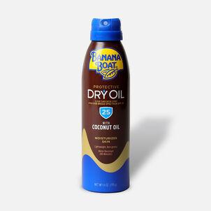 Banana Boat Dry Oil Clear Sunscreen Spray SPF 25, 6oz.