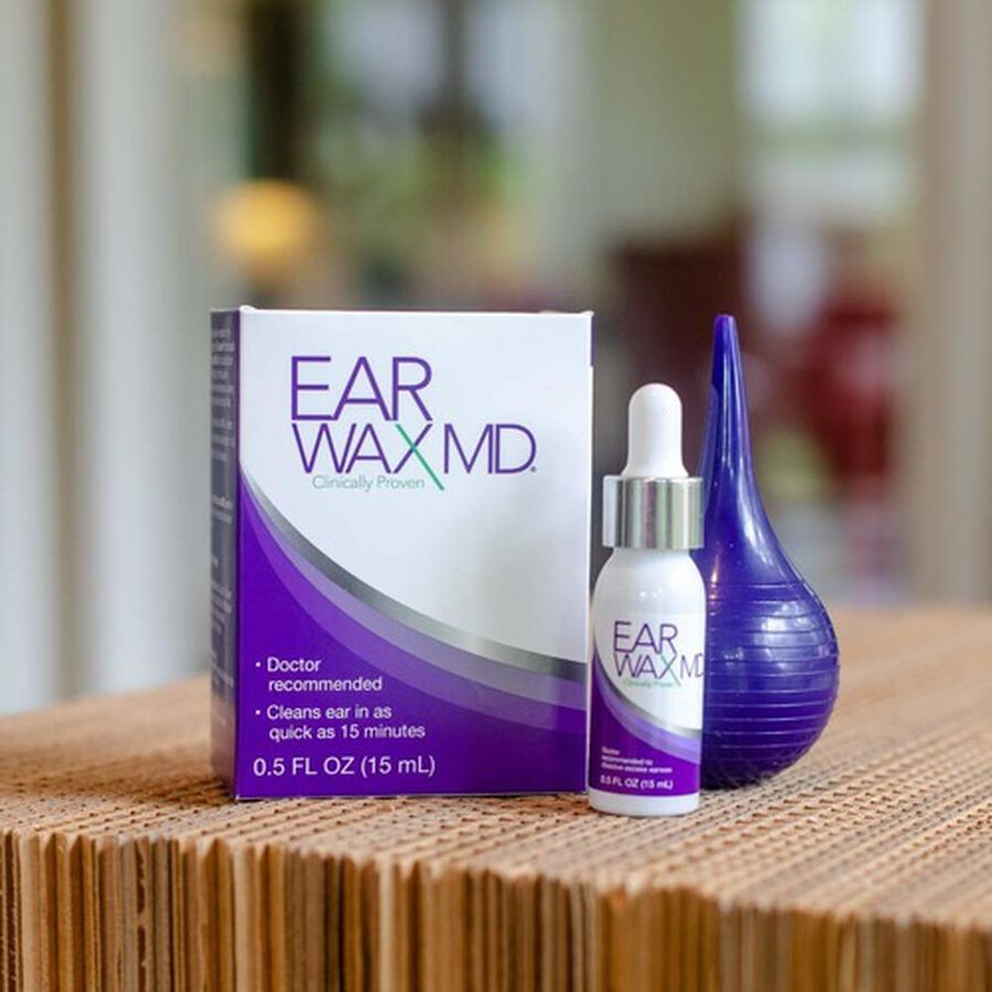Earwax MD, Ear Wax Removal Kit and Ear Cleaning Tool, , large image number 3