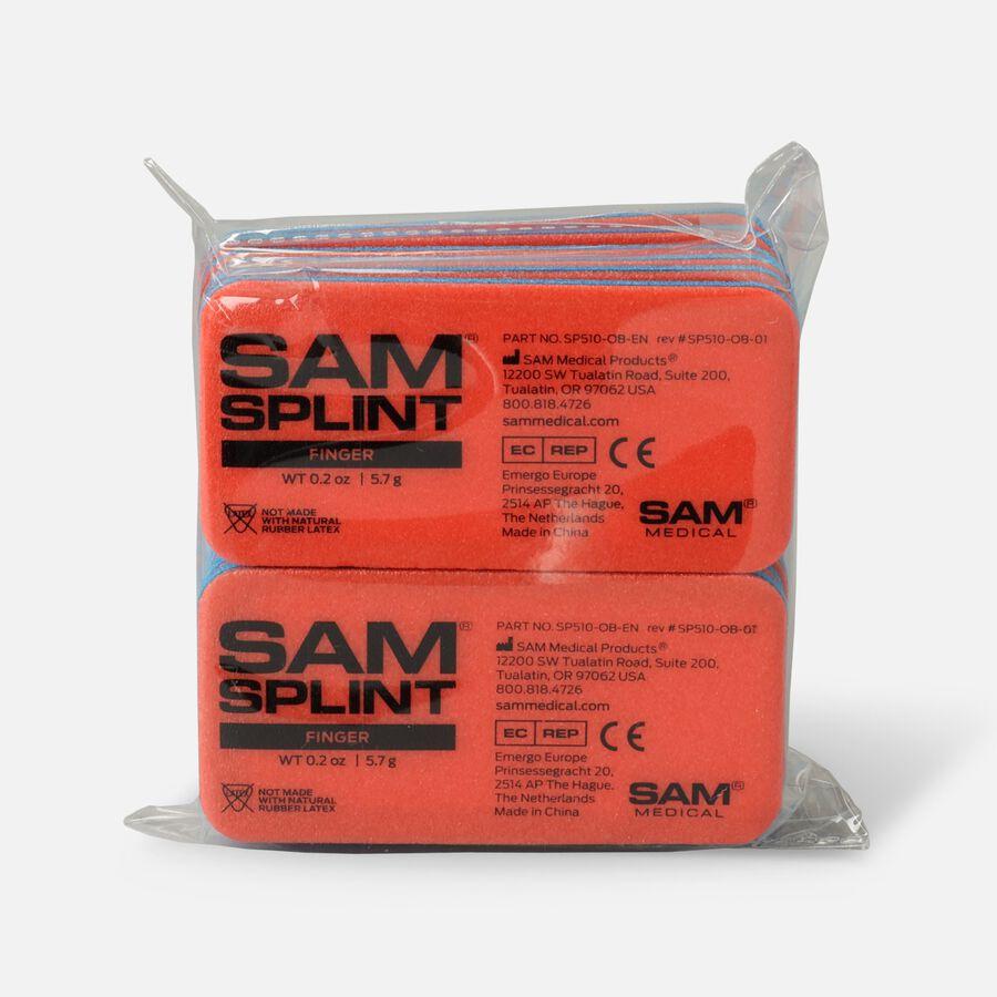 SAM Medical Finger Splints - 12ct, , large image number 0