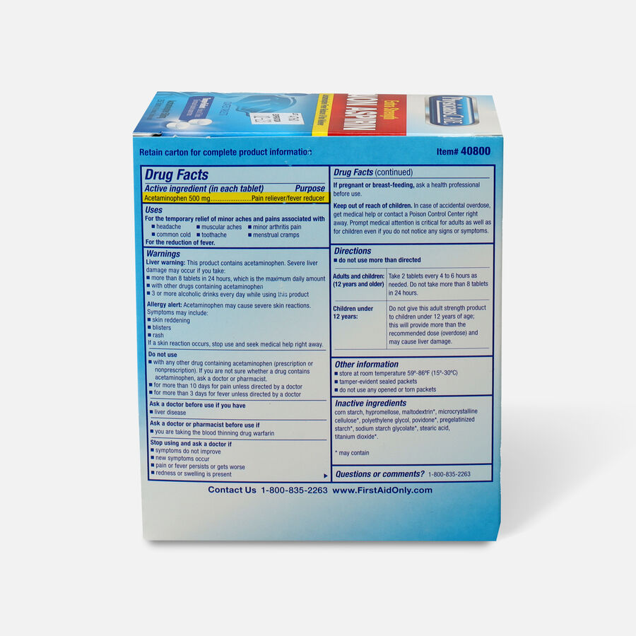 PhysiciansCare Allergy Plus, 50 x 2/Box, , large image number 3