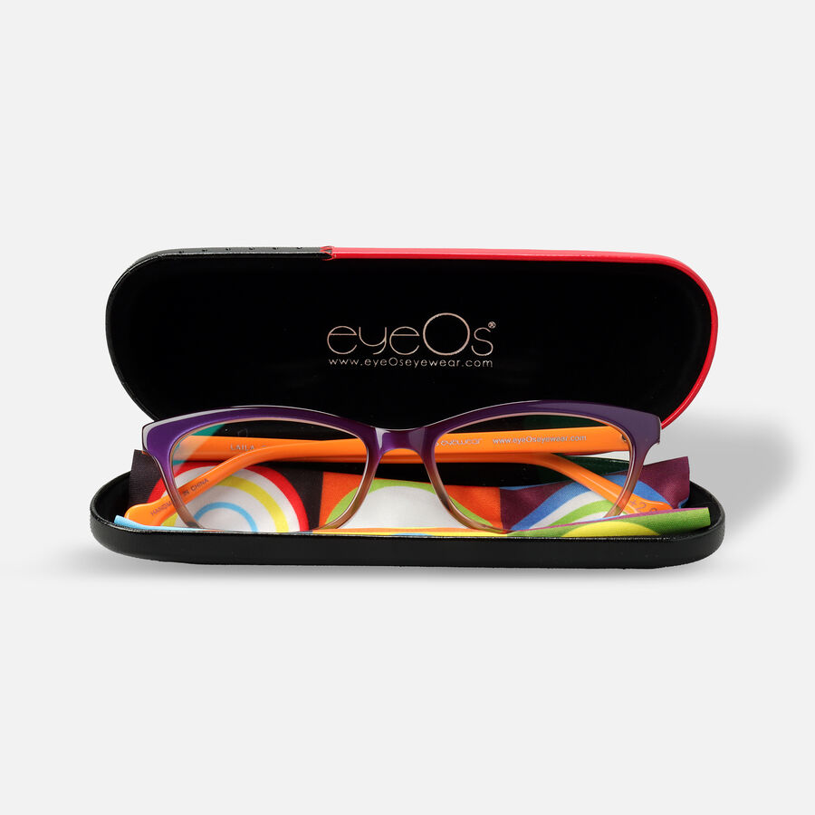 eyeOs Laila Silk Road Premium Reading Glasses +2.00, , large image number 3