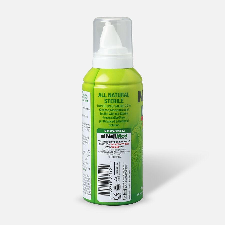 NeilMed NasaMist Hypertonic Saline Spray, 4.2 oz, , large image number 2