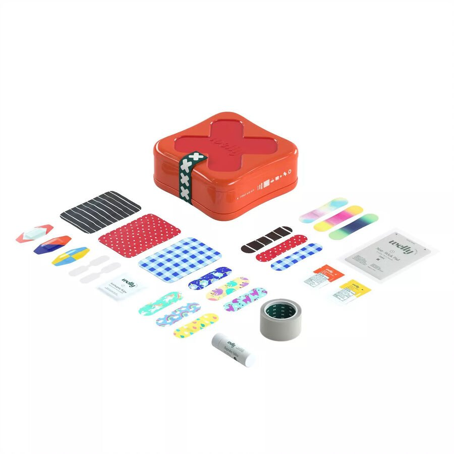 Welly First Aid Kit - 130ct., , large image number 3