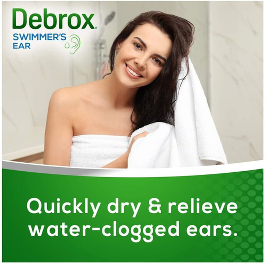 Debrox Swimmer's Ear Relief, 1 oz, , large image number 5